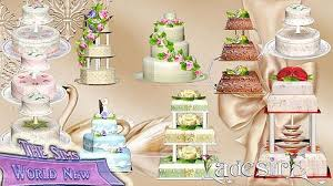 wedding arches sims 3 deco food and drink