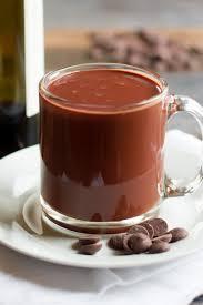 wine chocolate wine hot chocolate wholefully
