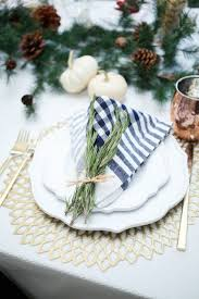 thanksgiving table three ways to style it fashionable hostess