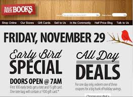 book black friday half price books black friday 2013 ad find the best half price