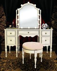 Vanity Table And Bench Set Vanities Vanity Set With Mirror And Stool Vanity Set Bench