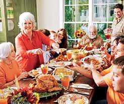 food network sensation paula deen invites us home for the holidays