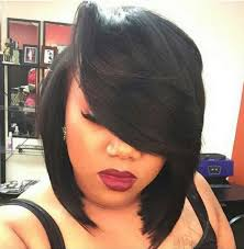 best hair to use for a bob how to achieve a banging bob with a weave voice of hair