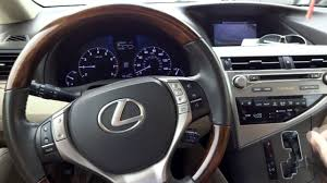 lexus rx 400h 2014 shifting into park while moving on a 2014 lexus rx 350 youtube