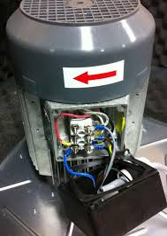 why are the electrics in this felder dust collector so complex