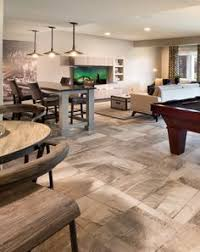 Flooring For Basements by Best To Worst Grading 13 Basement Flooring Ideas Concrete Wood