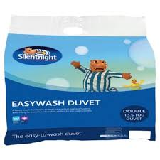 Silent Night Duvet Buy Silentnight Easy Wash Double Duvet 13 5 From Our Double Duvets