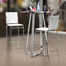 Zuo Modern Bar Table Bar And Counter Stools Zuo Butcher Barstool Citi Schemes 617