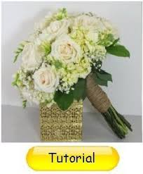 how to make wedding bouquet how to make wedding bouquets easy wedding tutorials