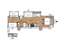 Wildwood Campers Floor Plans by 2017 Forest River Wildwood Heritage Glen 312qbud Riceville Ia