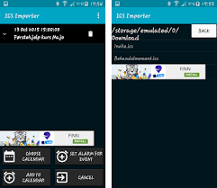 ics browser apk ics importer apk version 2 0 jitdesign icsimport