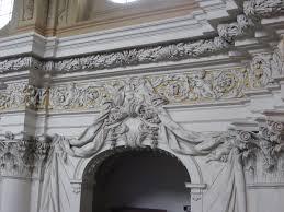 florian abbey austria baroque architecture detail