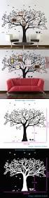 best 25 large wall stickers ideas on pinterest large wall oversized 265x210cm family tree decal extra large wall stickers home decor living room wall art decor warm home decoration