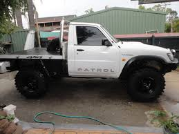 nissan patrol australia price 24 best ute tray images on pinterest tray 4x4 and camping ideas