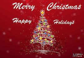 merry happy holidays minhou tech