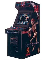 killer instinct arcade cabinet killer instinct joystix