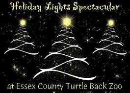 turtle back zoo lights holiday lights spectacular to open at west orange turtleback zoo