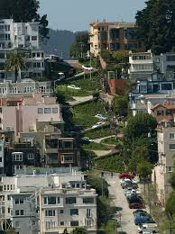 San Francisco Attractions Map by Lombard Street San Francisco Wikipedia