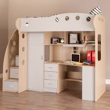 Bunk Beds Cheap Apartments Loft Bed Maple Grey Cheap Beds Wa For