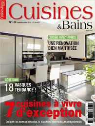 cuisines et bains magazine 164 shop beemedias