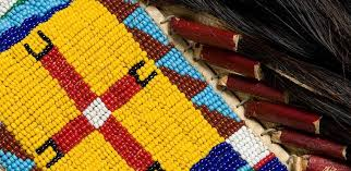 seed bead color preference among native american tribes craft