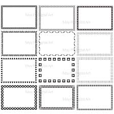 card clipart frame clipart collection borders clip