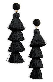 gunmetal chandelier earrings women u0027s earrings nordstrom