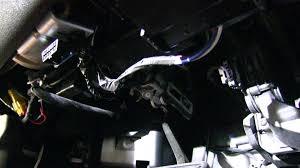 installation of a trailer brake controller on a 2011 chevrolet