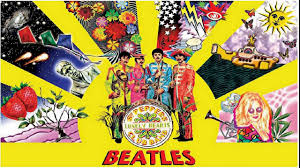 sargeant peppers album cover the beatles sgt pepper s lonely hearts club band album