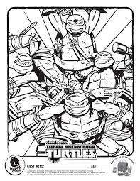 teenage mutant ninja turtles raphael free coloring pages art