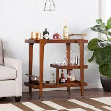modern southern table holly u0026 martin zhori midcentury modern bar cart southern
