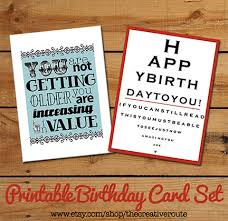 motivational birthday quote on printable birthday cards funny