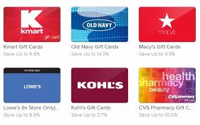 buy gift cards at a discount 10 a 20 gift card purchase for new raise customers