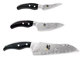 ken kitchen knives shun ken 3 knife set kitchen dining