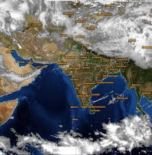 India Weather Map by Wd Brings Light Rain In North India Temperatures Keep Rising In