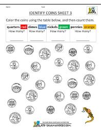 counting money worksheets up to 1 kindergarten australian