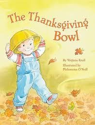 the thanksgiving bowl by virginia l kroll