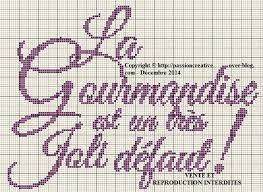 447 best grilles points de croix mots phrases citations images