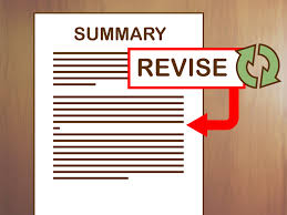 Example Of A Summary In A Resume by How To Summarize A Journal Article With Examples Wikihow
