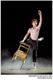 billy elliot the musical u0027 big show about a little boy and lots