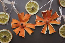 citrus ornaments simply notable
