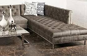 Grey Velvet Sectional Sofa Charcoal Velvet Sectional 9ft X 8ft Chaise X 36 Inches