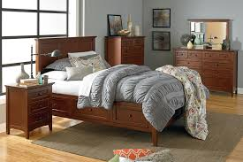 Mission Style Bedroom Furniture Cherry Whittier Wood Furniture