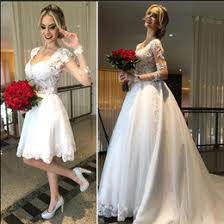 Wedding Dresses With Sleeves Uk Discount Lace Long Sleeve Wedding Dress Uk 2017 Lace Long Sleeve