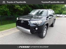 4runner Photos Used Toyota 4runner At Toyota Of Fayetteville Serving Nwa