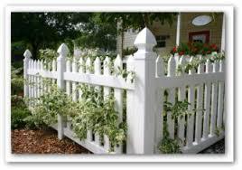 wooden garden fence crafts home