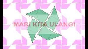 cara membuat origami kincir angin search video origami kincir angin batyoutube com