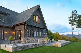 enchanting exterior paint colors mountain homes and mountain home