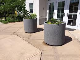concrete planters for sale concrete planters self watering planters fiberglass planters