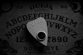 Ouija Coffee Table by My Paranormal Story